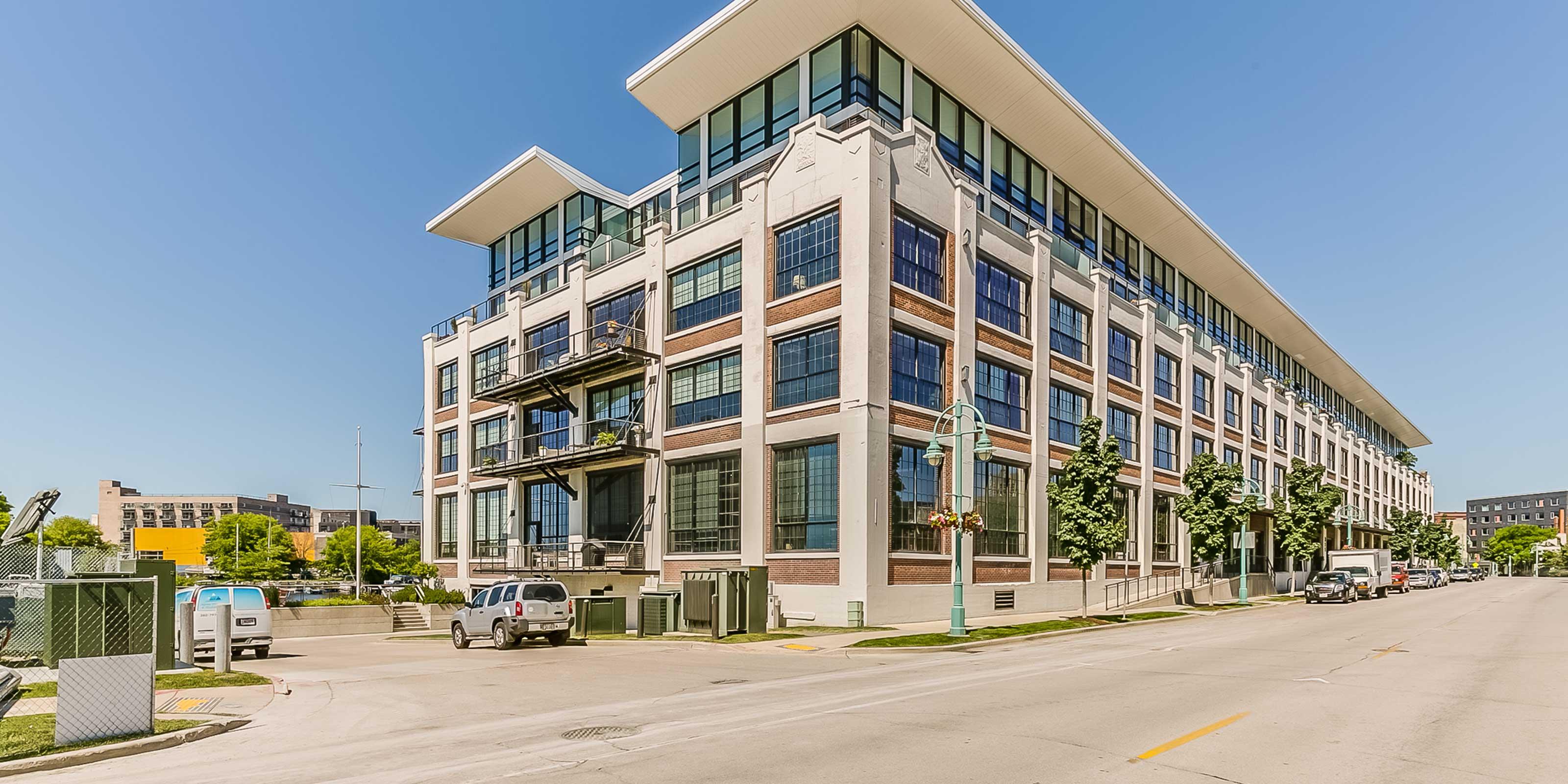 Lofts In 3rd Ward Milwaukee